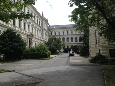 University of Graz Campus