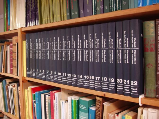Dictionary of the Frisian Language