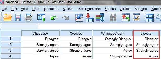 How To Summarise Likert Scale Data Using Spss Achilleas Kostoulas