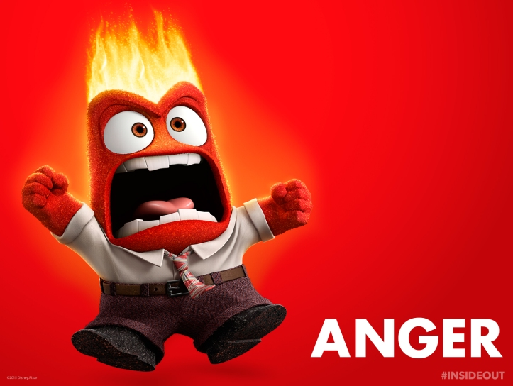 Cartoon character, enraged at the state of today's academia